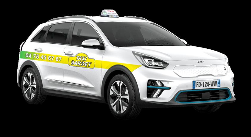 Taxi électrique Valence Drôme